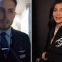 Flight attendant wakes passengers with Kylie Jenner's Rise and Shine tune