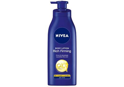 December 6 - Switch your usual body lotions for firming formulas