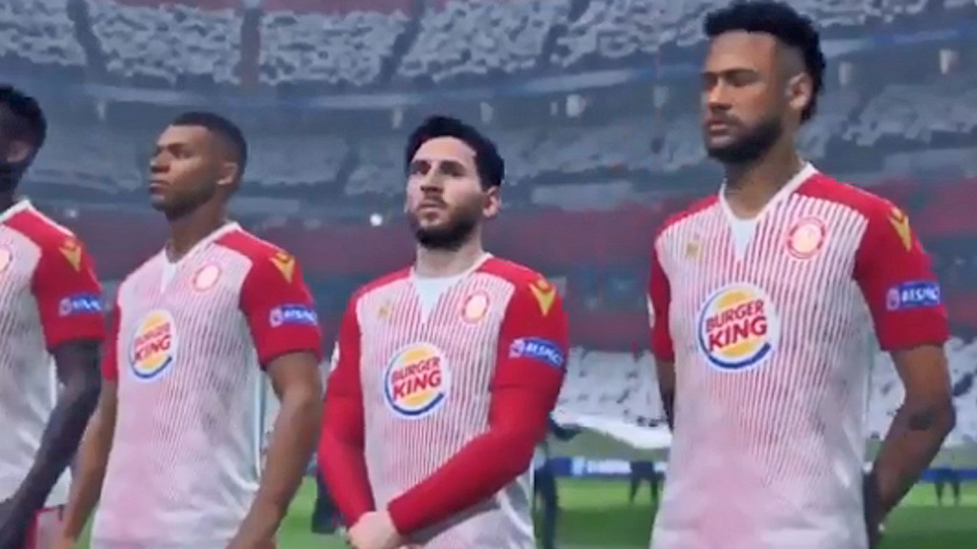 Stevenage FC in FIFA 20