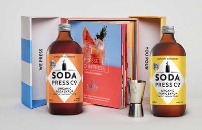 Sodastream Spirit Hydration Pack - Mothers Day, $149