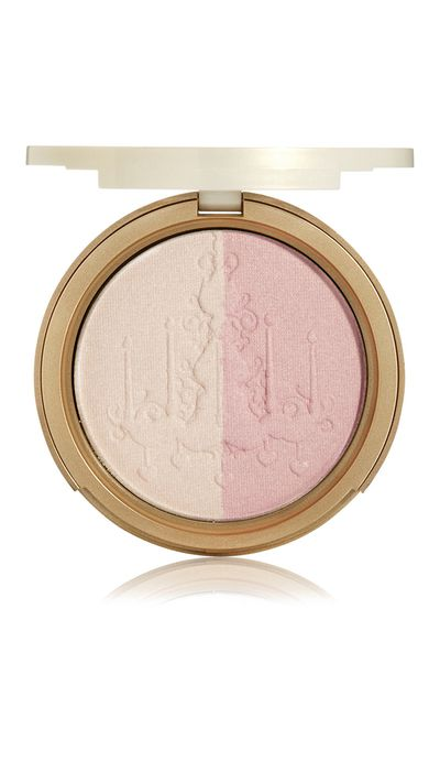 "<a href=""http://mecca.com.au/too-faced/candlelight-glow-highlighting-powder-duo/I-013500.html?cgpath=brands-too-all#sz=36&start=37"" target=""_blank"">Candlelight Glow Highlighting Powder Duo $43, Too Faced</a>"