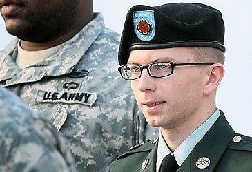 Daily Quiz: Which publisher did Chelsea Manning leak classified US files to?
