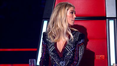 Delta Goodrem on The Voice 2019