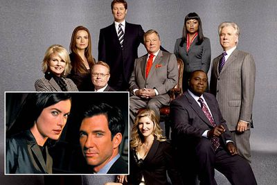 <B>Spun-off from:</B> <I>The Practice</I> (1997 to 2004), yet another of David E. Kelley's quirky, thoughtful legal dramedies.<br/><br/><B>Hit or Miss?</B> Hit. <I>Boston Legal</I> never pulled in supersized ratings (though the series reportedly had wealthier viewers than any other US show). However, it raked in Emmys for its stars James Spader and William Shatner, and attracted scores of high-profile guest stars — so the show must have been doing something right.<br/><br/><B>Factoid:</B> <I>The Practice</I> was previously spun-off from <I>Ally McBeal</I> (1997 to 2002), the series that changed legal dramas forever.
