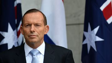 Mr Abbott heads to APEC this weekend. (AAP)
