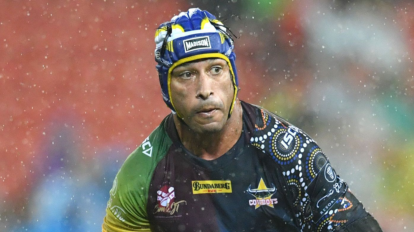 Phil Gould backs Thurston to turn poor form around