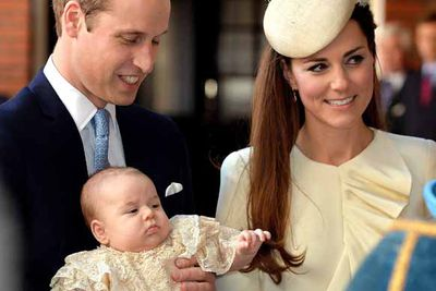 Baby George was born! Kate Middleton and Prince William welcomed their first born and we all found our inner monarchist. *Wave flag and practice queenie hand wave*