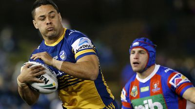 Peter Sterling unsure if Jarryd Hayne should be re-signed by Parramatta Eels
