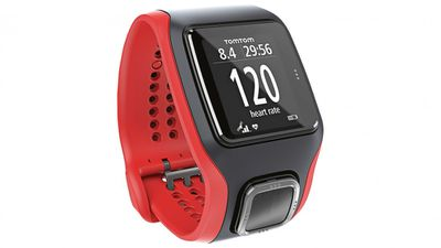 <strong>TomTom Multi-Sport Cardio Watch</strong>