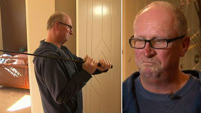 Ex-serviceman attacked for second time in brutal home invasion
