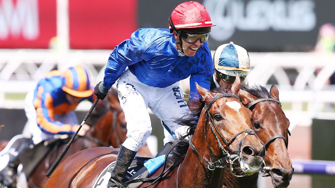 Melbourne Cup reignites whipping debate as top three jockeys cited