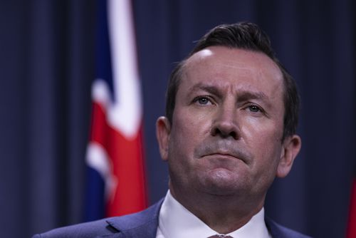 West Australian Premier Mark McGowan demanded more vaccines be sent to the state.