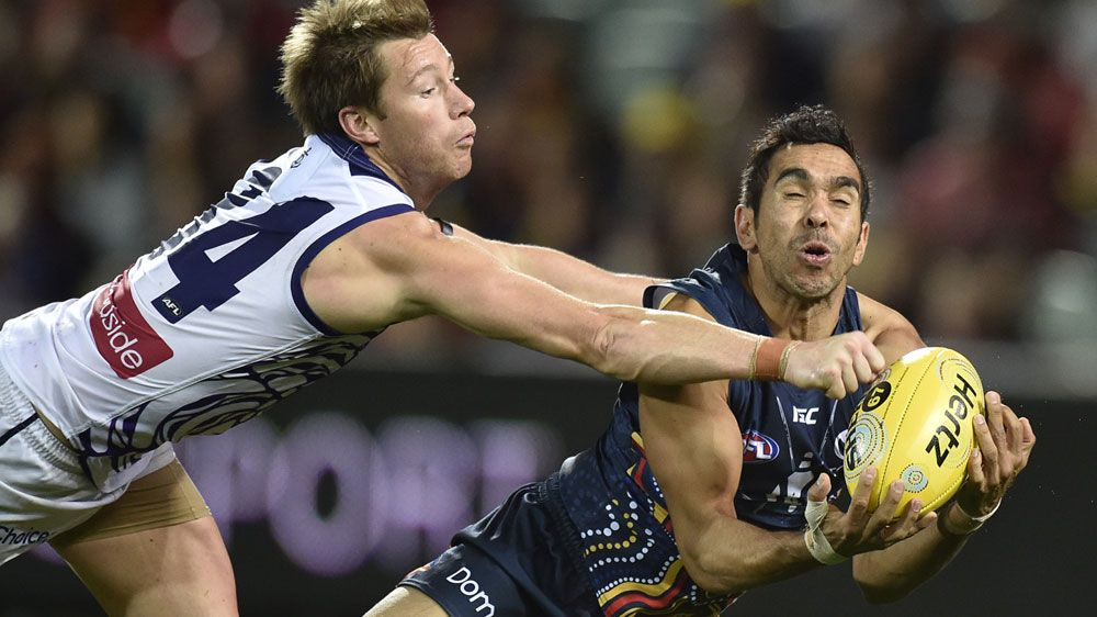 Adelaide demolish Fremantle in AFL