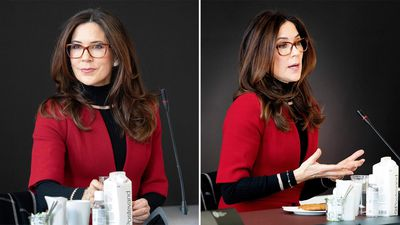 Crown Princess Mary hosts meeting on rights of girls and women, March 2021
