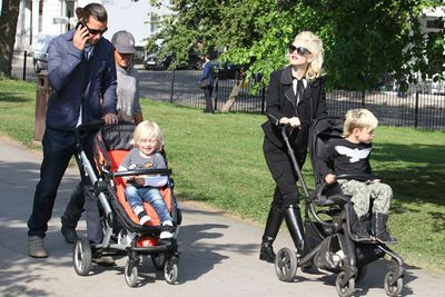 When Mummy's a pop star and Daddy's a rock star, chances are life is going to be pretty good. The sons of <b>Gwen Stefani</b> and <b>Gavin Rossdale</b>, <b>Kingston</b> and <b>Zuma</b> are pretty much fashion icons in their own right, sporting coloured mohawks and painted nails. Kingston's fourth birthday cost a reported $15,000 and he once got to join Gwen onstage for the debut of her designer clothing label, L.A.M.B.