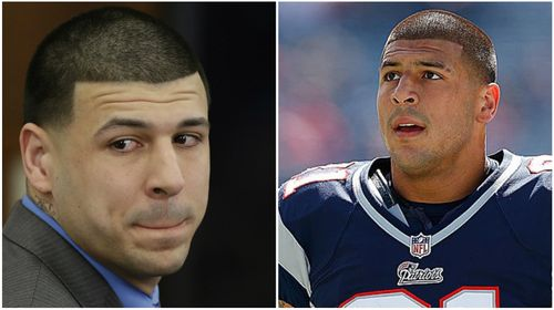Disgraced former NFL star Aaron Hernandez acquitted of double murder