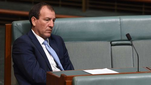 Mal Brough resigns from ministry