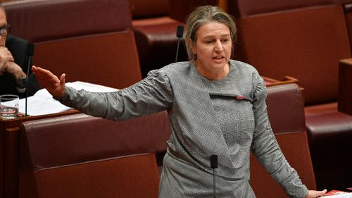 Labor's Louise Pratt handed down the results of the inquiry today.