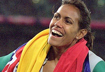 Daily Quiz: In which event did Cathy Freeman win a gold medal at Sydney 2000?