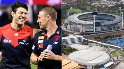 Dees pushing for new training base next to the 'G