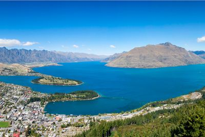 <strong>Queenstown, New Zealand</strong>