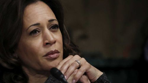 California Senator Kamala Harris is considered a frontrunner for the 2020 Democratic presidential nomination.