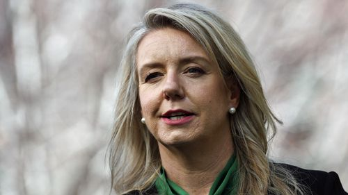 Deputy Leader of the Nationals Bridget McKenzie will serve out her six-year term as Senator in the Upper House.