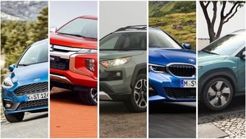 These are the five new cars to watch in Australia in 2019