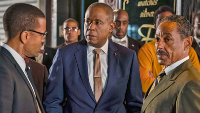 'Godfather of Harlem' returns for an electrifying season two.