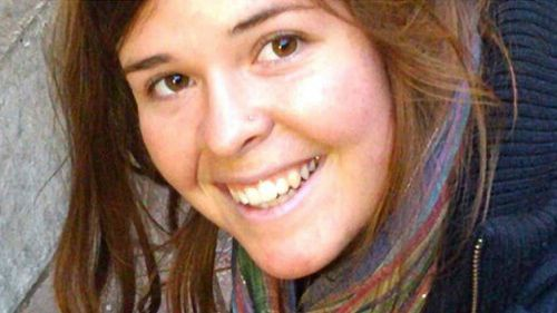 US President Barack Obama has confirmed the death of humanitarian worker Kayla Mueller in Syria. (Supplied)