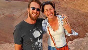 Scott Jones and Alexandra Thomas