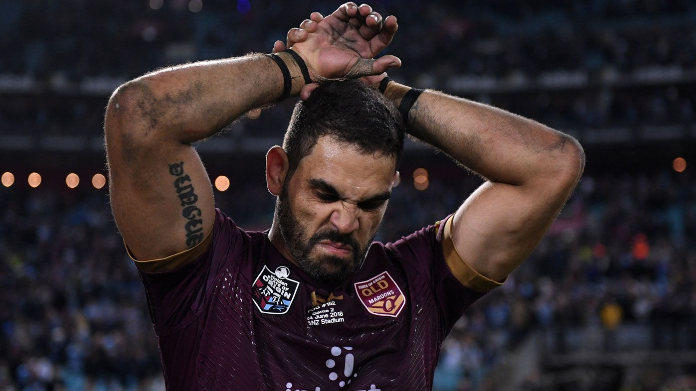 'We shot ourselves in the foot': Inglis rues lost chances in Game 2