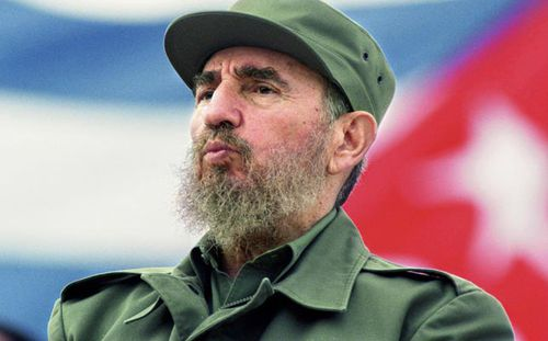 Retired Cuban President Fidel Castro, who won't be meeting with President Obama. (Getty)