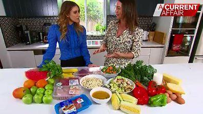Dietitian Dr Joanna McMillan shared her freshness hacks.