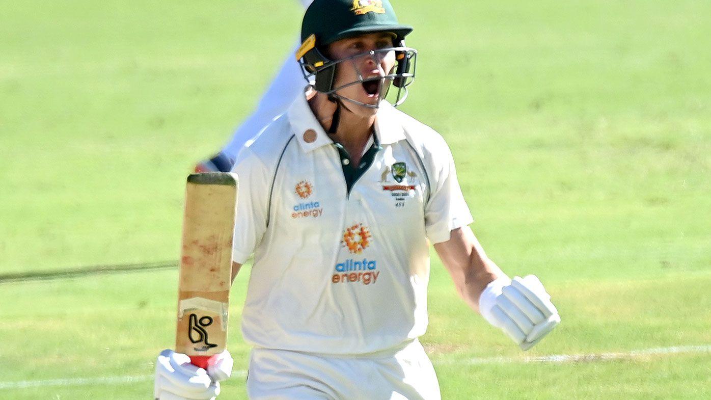 Marnus Labuschagne salvages Aussie innings after lacklustre start at The Gabba