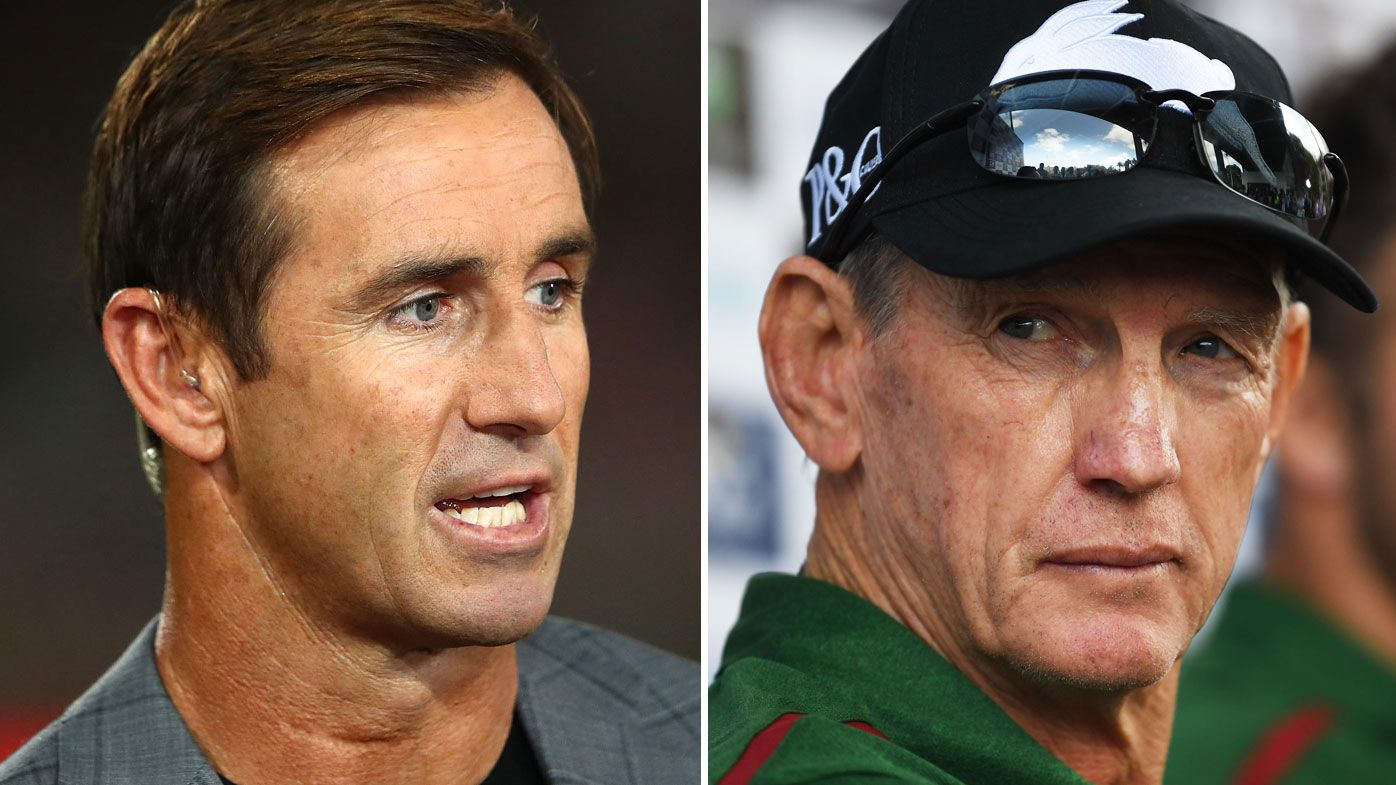 Andrew Johns has been left 'shocked' by Wayne Bennett's decision to overlook Josh McGuire for State of Origin. (Getty)