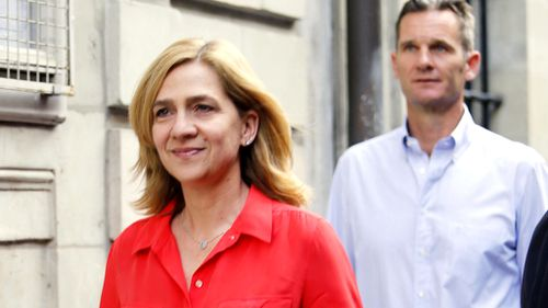 Spanish princess ordered to sell $10m mansion to pay court bond