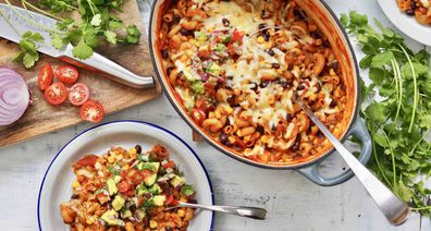 Lyndi Cohen's Mexican Mac + Cheese recipe