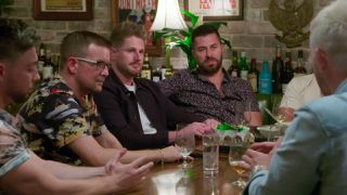 MAFS 2021 Bryce Sam face off Boys and Girls Nights