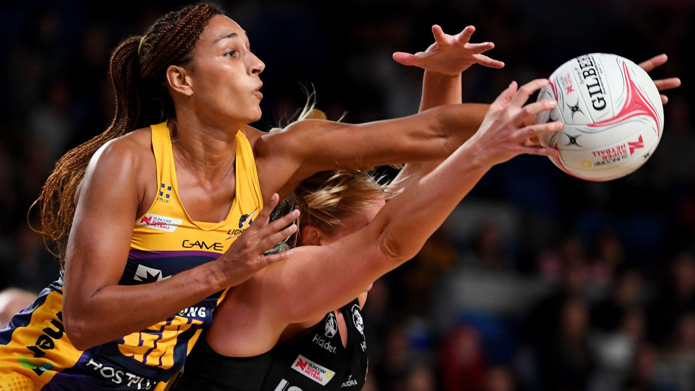 Sunshine Coast Lightning off the mark in Super Netball with win over Collingwood Magpies