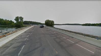 Dead Shot Bay on Detroit Lakes.