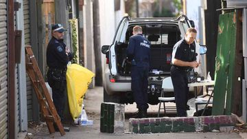 Labor politician claims counter-terror raids were politically motivated