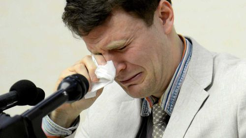 Parents of Otto Warmbier file claim for North Korean cargo ship