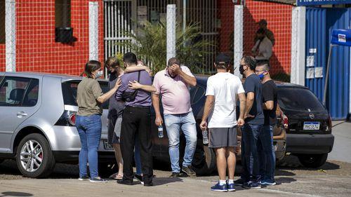Attacker kills children, teacher at Brazil day care centre