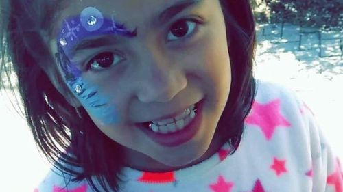 Emma Hernandez was riding her bike when three dogs mauled her to death.