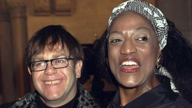 Jessye Norman and Elton John.
