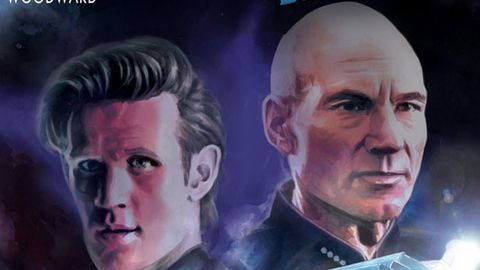 Doctor Who and Star Trek to unite in comic-book nerdgasm