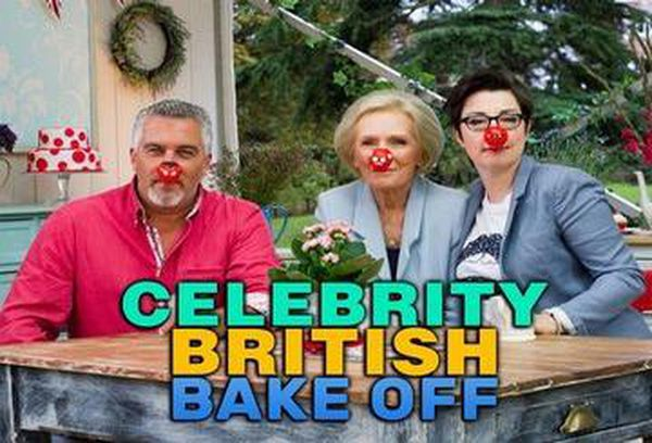 Celebrity British Bake Off