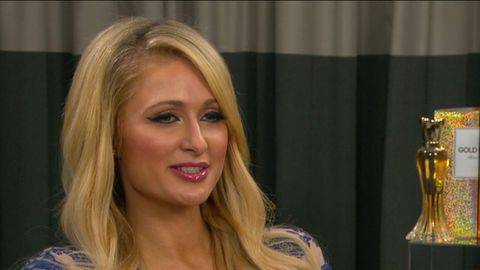 Paris Hilton talks family and business
