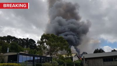 Popular Mornington Peninsula winery ravaged by fire